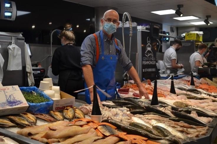 The Gentleman Fishmonger