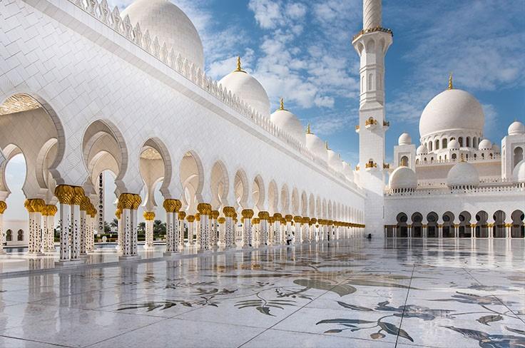 Mosque building