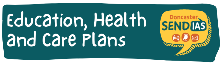 Image showing the text, Education, Health and Care Plans