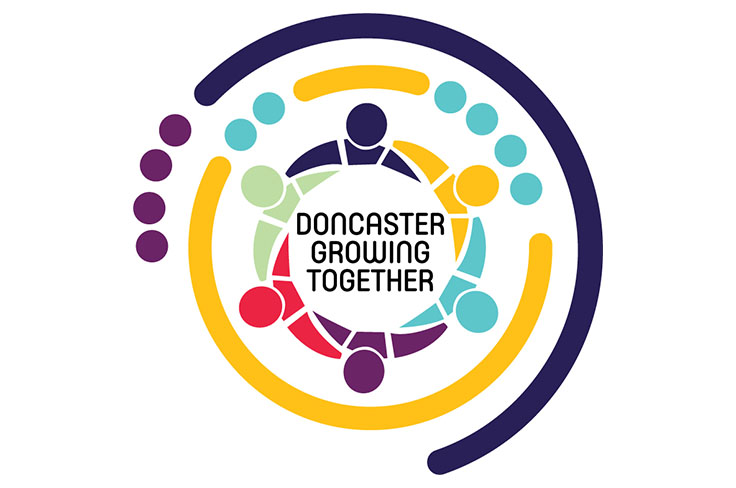 Doncaster Growing together logo