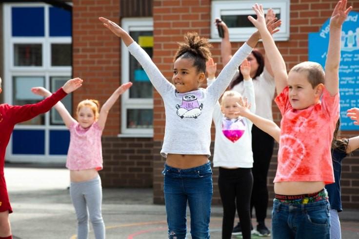 Doncaster Dances Southfield Primary Workshop2