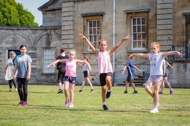 Doncaster Dances at Cusworth Hall1