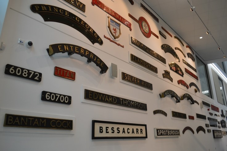 Doncaster Grammar School Railway Collection in Danum Gallery, Library and Museum1 web