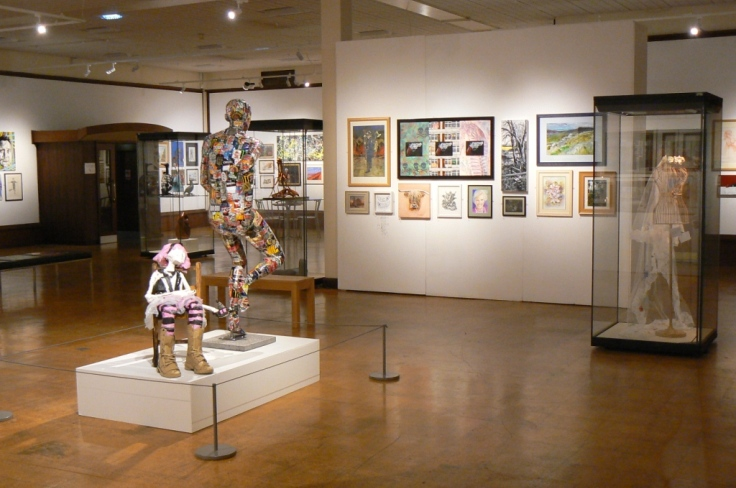 Exhibition at Doncaster Museum and Art Gallery