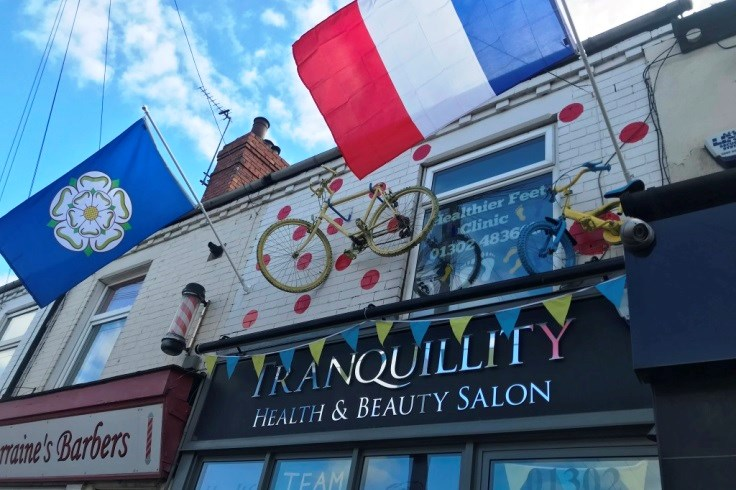 Best Dressed Window Competition - Best Dressed On Route Runner Up - Tranquility