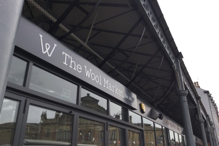 The Wool Market - newly renovated