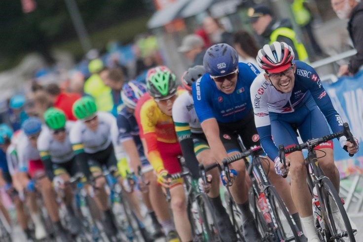 Bergen 2017 UCI Road World Championships image by SWPix.com