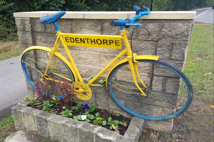 Edenthorpe Parish Council proudly welcomes The World