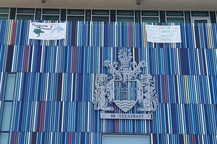 Marshland Primary School Banners