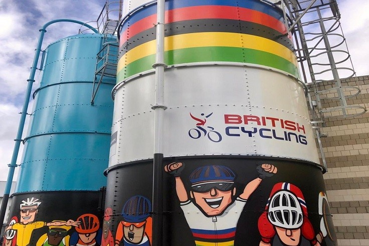 UCI Themed Silos