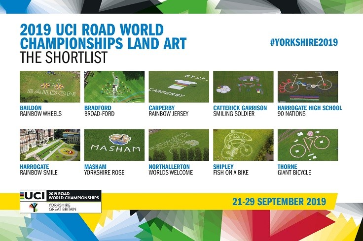 UCI Land Art Competition Shortlist
