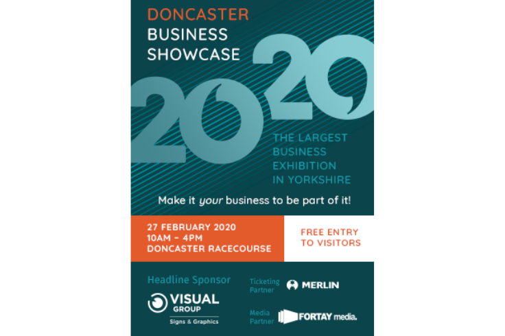 Doncaster Business Showcase 27 February 2020 banner