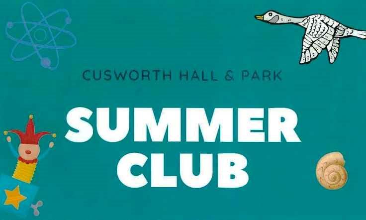 Summer Club at Cusworth Hall