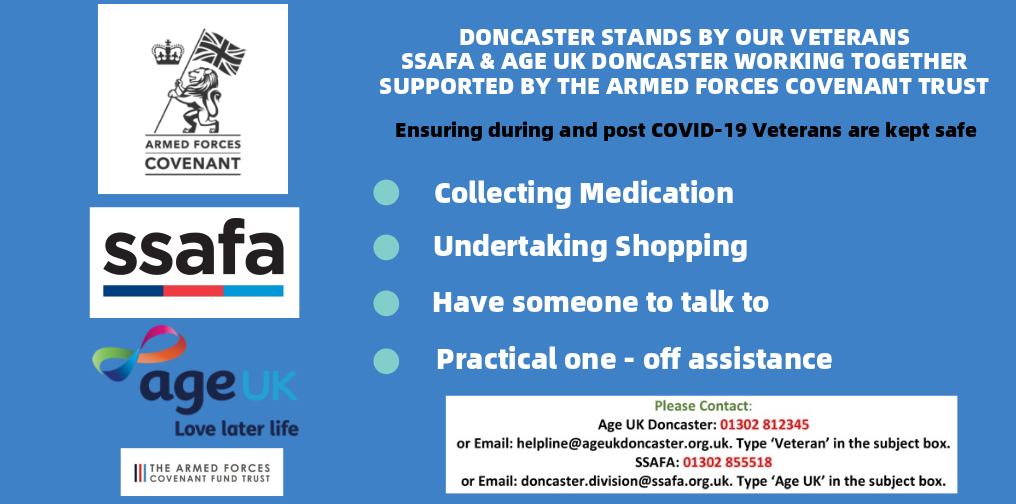 ssafa and age uk for dmbc website