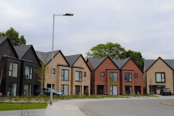 New council homes at Bristol Grove, Wheatley1