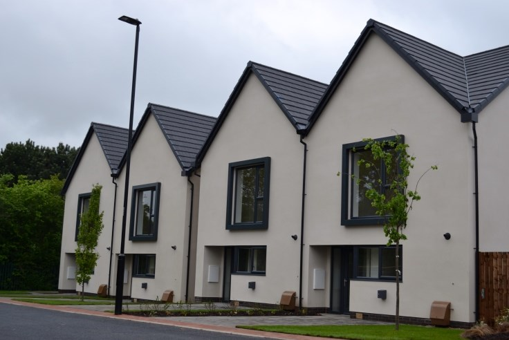 New council homes in Balby