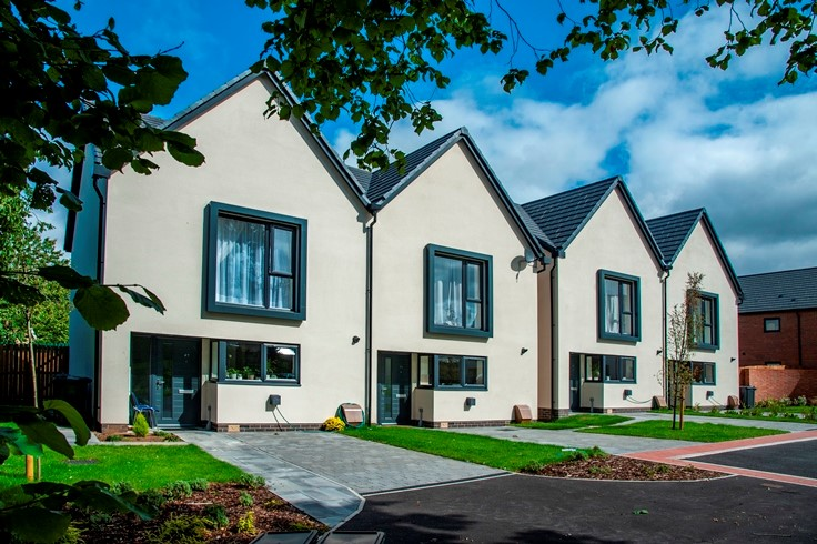 New council homes in Doncaster