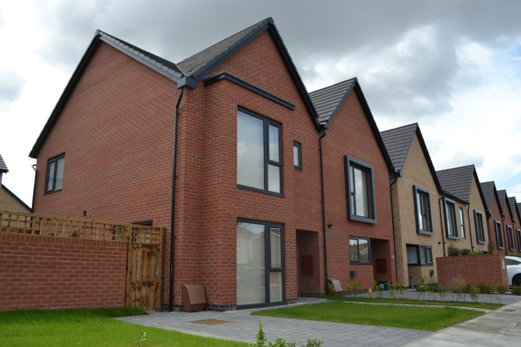 New homes at Bristol Grove in Wheatley