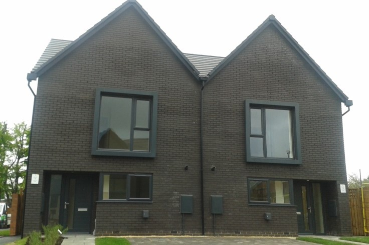 New homes in Conisbrough