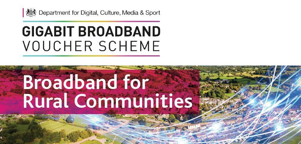 Superfast South Yorkshire Gigabit Broadband voucher image