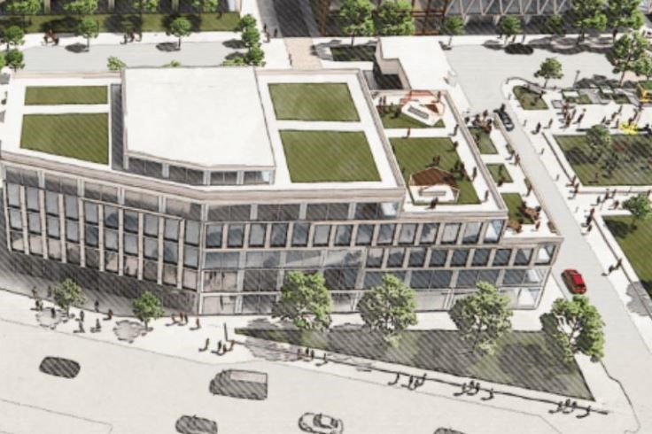 Doncaster Towns Fund bid - Multi-use building