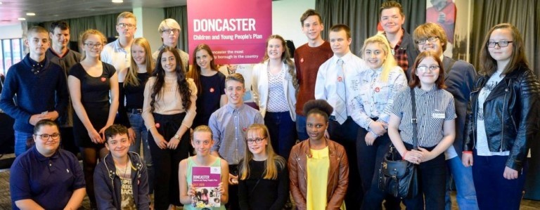 Doncaster Youth Council Members