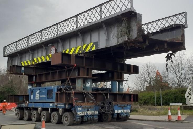 A18 Thorne Road Bridge old