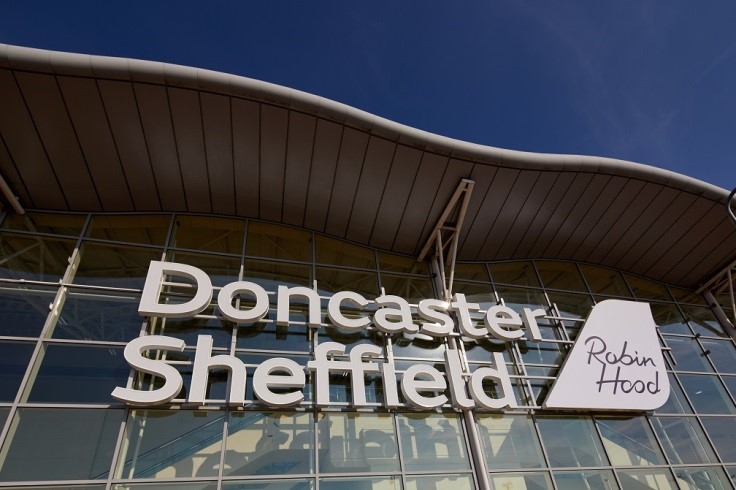 Doncaster Sheffield Airport sign new