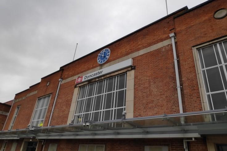 Doncaster train station web