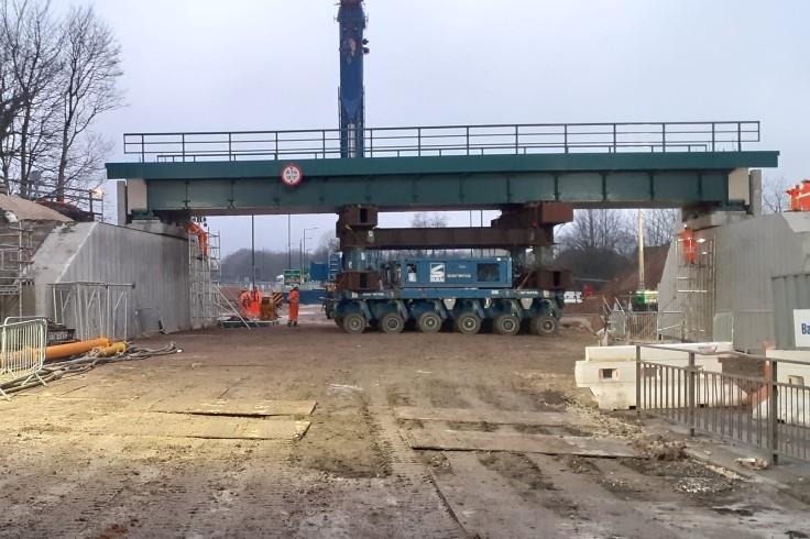 Thorne Road Bridge new web