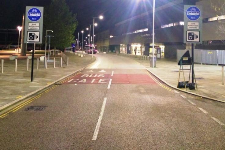 Waterdale Bus Gate